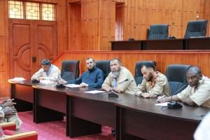 البلدي صبراتة يبحث مع قادة فوج كشاف صبراتة آلية تفعيل دور الكشافة في خدمة البلدية