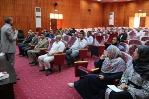بلدي صبراتة يبدأ العمل بمنظومة الشافي لإدارة المؤسسات2