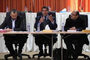 بلدي صبراتة ينظم ورشة عمل حول التعاون بين القطاعات والمجلس البلدي0