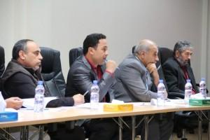 بلدي صبراتة ينظم ورشة عمل حول التعاون بين القطاعات والمجلس البلدي2