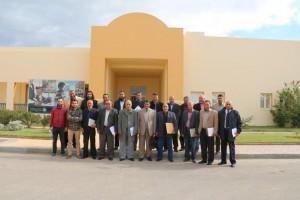 بلدي صبراتة ينظم ورشة عمل حول التعاون بين القطاعات والمجلس البلدي7