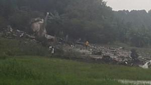 تحطم طائرة روسية الصنع بجنوب السودان