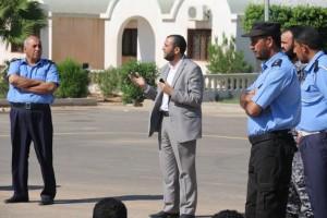 مديرية الأمن الوطني بصبراتة تبدأ دورة تدريبية لعدد 400 متدرب في جهاز الشرطة 0
