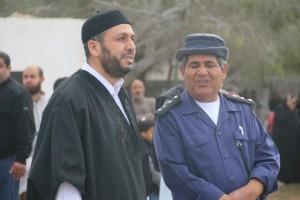 معهد تدريب الشرطة بصبراتة يشهد أول زيارة لأهالي الطلبة 7