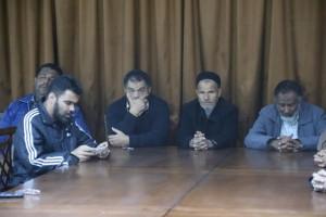 نشطاء من الكفرة يقدمون ندوة حول حقيقة الصراع القائم بالمدينة في صبراتة3