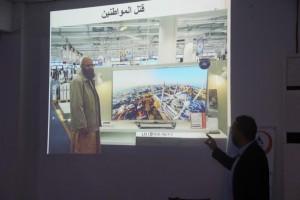 نشطاء من الكفرة يقدمون ندوة حول حقيقة الصراع القائم بالمدينة في صبراتة4