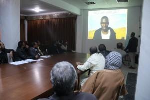 نشطاء من الكفرة يقدمون ندوة حول حقيقة الصراع القائم بالمدينة في صبراتة5