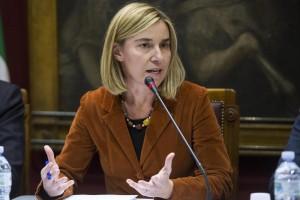 الاتحاد الأوروبي يرحب بتوقيع الأطراف الليبية على إلاتفاق السياسي