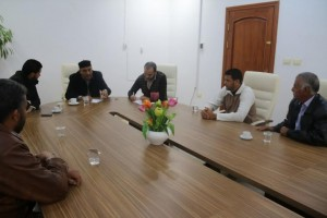 المجلس البلدي صبراتة يبحث سبل دعم قسم هيئة السلامة الوطنية بصبراتة .