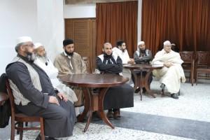 ختام فعاليات امتحانات الإجازة في حفظ القرآن الكريم على مستوى المنطقة الغربية بصبراتة 3