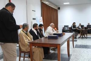 ختام فعاليات امتحانات الإجازة في حفظ القرآن الكريم على مستوى المنطقة الغربية بصبراتة 5