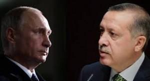 روسيا تجمد مشروع نقل الغاز الروسي إلى تركيا السيل التركي