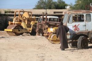 مكتب المواصلات بصبراتة ينظم مزاداً علنياً لبيع الخردوات9