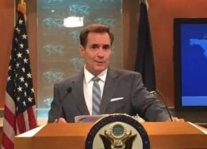 واشنطن ترحب بتوقيع الإتفاق السياسي في ليبيا