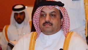 وزير الخاريجة القطري قطر تدعم مسعى الأمم المتحدة لحل سياسي في ليبيا