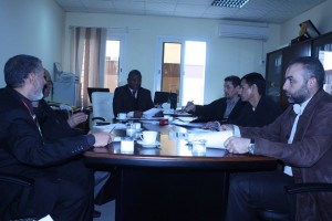 تواصل أعمال لجنة شؤون المعلمين بوزارة التربية والتعليم بطرابلس