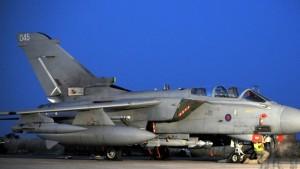 مقاتلات بريطانية تستهدف حقول نفط خاضعة لتنظيم داعش في سوريا