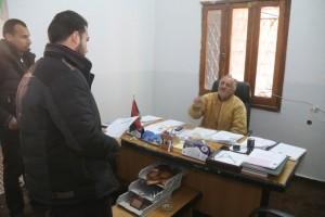بدء إصدار بطاقات الكترونية للعمالة الوافدة ببلدية صبراتة25