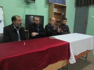 عميد بلدية صبراتة يتابع سير الدراسة بقسم الإعلام بكلية الآداب بصبراتة