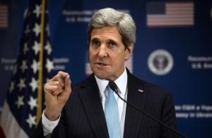 وزير الخارجية الأميركي  التحالف سيضعف داعش بشدة نهاية 2016