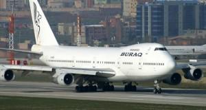 البراق تعلن عن تغيير وجهتها إلى مطار المنستير السبت المقبل