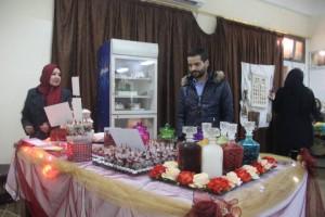 بازار خيري بمدينة يفرن4