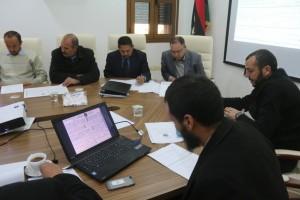 بلدي صبراتة يشرع في تنفيذ البرنامج الوطني لنقل الاختصاصات0