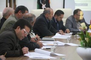 بلدي صبراتة يشرع في تنفيذ البرنامج الوطني لنقل الاختصاصات2