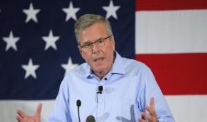 جيب بوش يجب أن نكون أكثر عدوانية في ليبيا