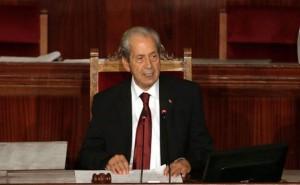 رئيس البرلمان التونسي يجدد تمسك بلاده بالحل السلمي في ليبيا