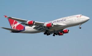 شعاع ليزري يجبر طائرة متجهة إلى نيويورك العودة للندن