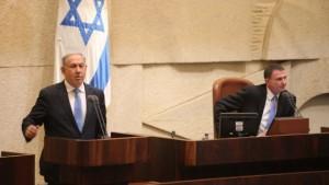 نتنياهو يبحث إجراءات قانونية لشطب أعضاء كنيست عرب