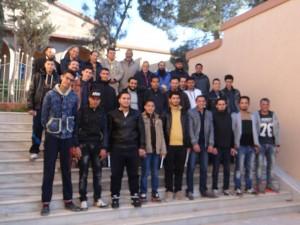 أحياء وتفعيل الحركة الكشفية بمدينة يفرن1