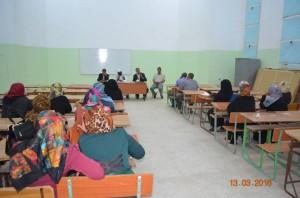 إنطلاق دورة منهجية تنشيطية بمادة اللغة العربية بمدينة الكفرة
