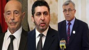 الاتحاد الأوروبي يوافق على فرض عقوبات بحق صالح وبوسهمين والغويل