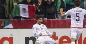 المكسيك تسحق كندا بثلاثية نظيفة ضمن تصفيات كاس العالم 2018 لكرة القدم
