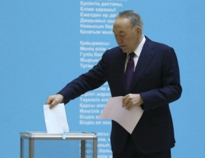 بدء الانتخابات البرلمانية في كازاخستان