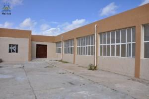 تسليم مدرسة شهداء ابي كماش ببلدية زواره بعد اتمام الصيانة