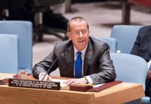 كوبلر: لم أتمكن من أقناع كافة الأطراف بالتوافق على الحل السياسي للازمة الليبية