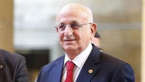 إسماعيل كهرمان رئيس البرلمان