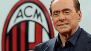 برلسكوني يتلقى عرضا صينيا لشراء نادي ميلان الإيطالي