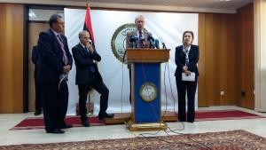 بعثة الاتحاد الأوروبي تؤكد دعمها حكومة الوفاق الوطني