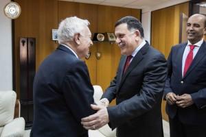 وزير الخارجية الاسباني يجدد دعم بلاده للمجلس الرئاسي لحكومة الوفاق الوطني