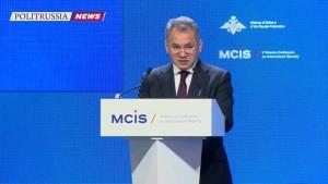 وزير الدفاع الروسي يدعو إلى توحيد جهود مكافحة الإرهاب على أساس مبادرة بوتين