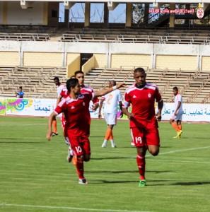 الاتحاد يحقق فوزه الاول بالدوري الليبي على حساب المحلة5