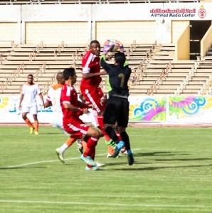 الاتحاد يحقق فوزه الاول بالدوري الليبي على حساب المحلة7