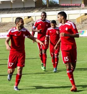 الاتحاد يحقق فوزه الاول بالدوري الليبي على حساب المحلة8
