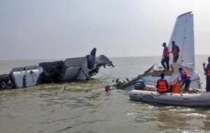 العثور علي حطام الطائرة المصرية شمال محافظة الإسكندرية