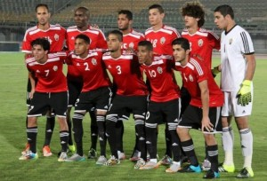 المنتخب الليبي لكرة القدم في المركز 112 عالمياً