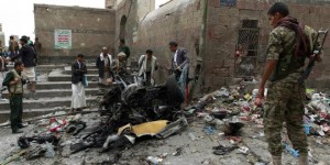انفجار عبوة ناسفة بمدينة مأرب وسقوط قتلى وجرحى